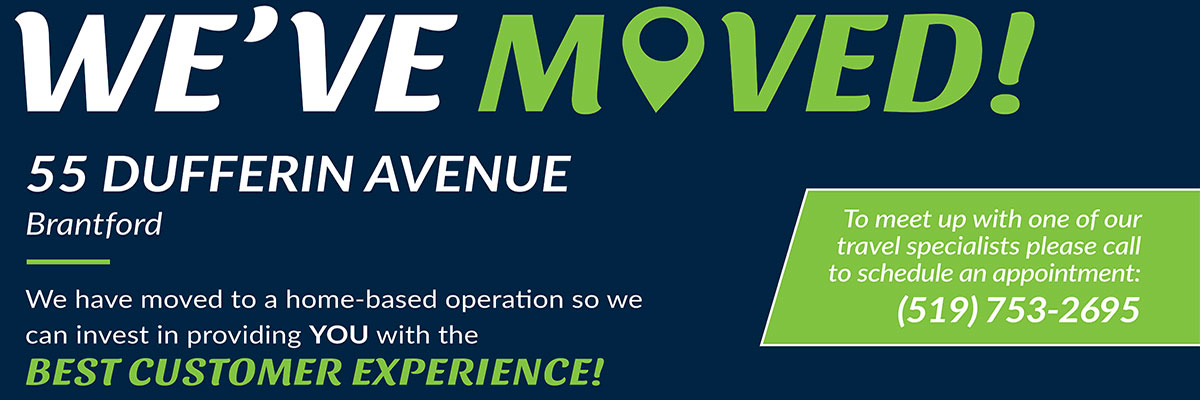 We've moved to 55 Dufferin Avenue